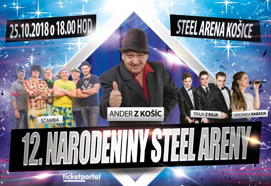 picture 12. narodeniny Steel Arény