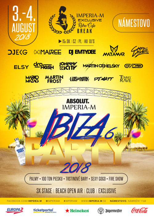 picture IBIZA PARTY 2018 IMPERIA-M