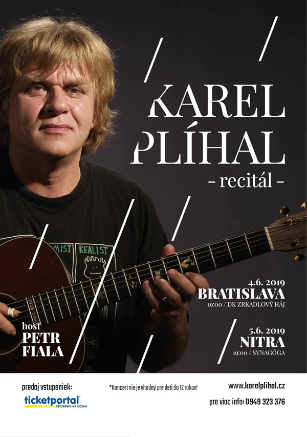 picture KAREL PLÍHAL – recitál