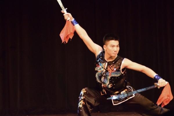 picture Večer  Čínskych  bojových  umení