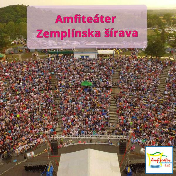 Amfiteáter Zemplínska Šírava