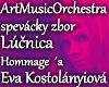 Art Music Orchestra a Spevácky zbor Lúčnica