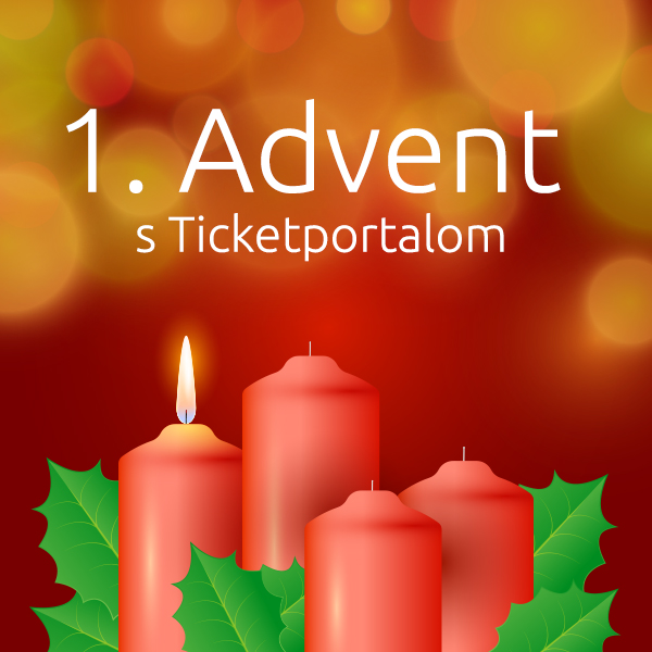 1. ADVENT S TICKETPORTALOM