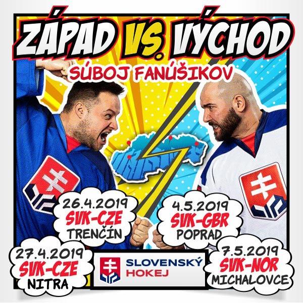 Príprav.zápasy Slovenskej hokejovej reprezentácie