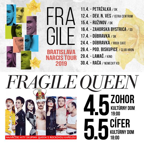Fragile 2019