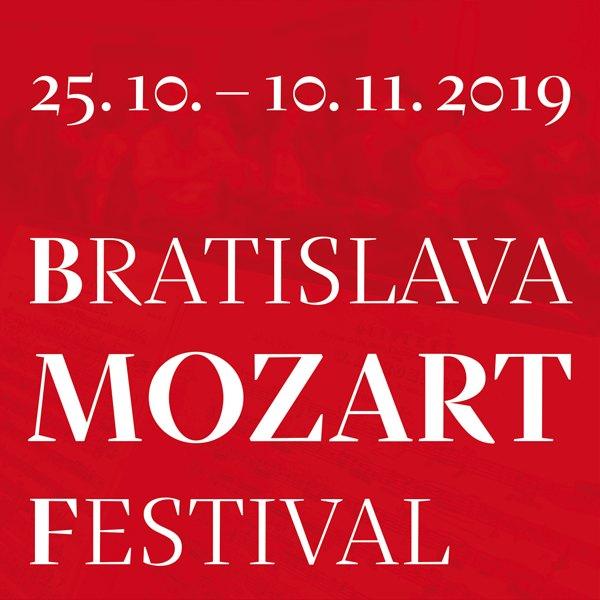 Bratislava Mozart Festival 2019