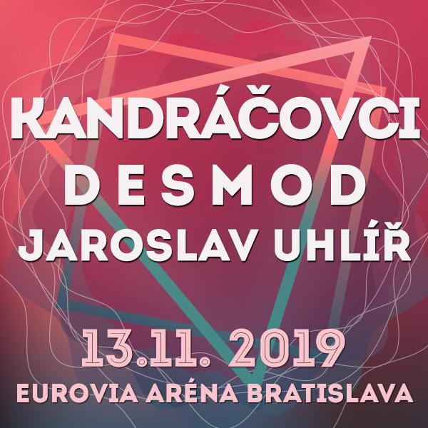 Kandráčovci, Desmod, Jaroslav Uhlíř