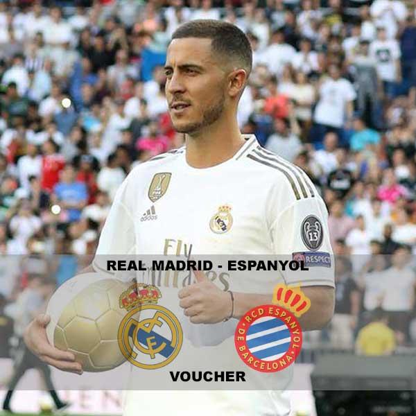 Real Madrid – Espanyol