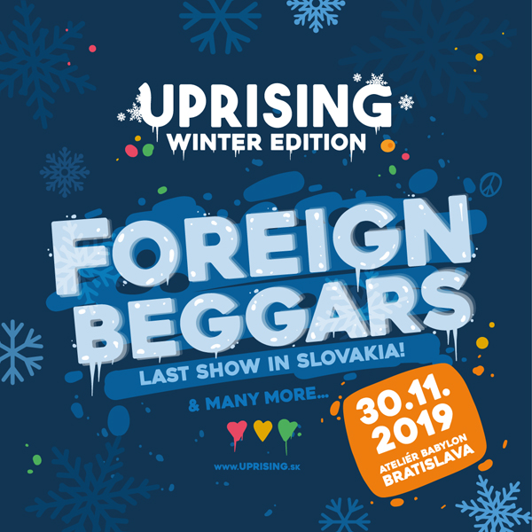 Uprising Winter Edition 2019