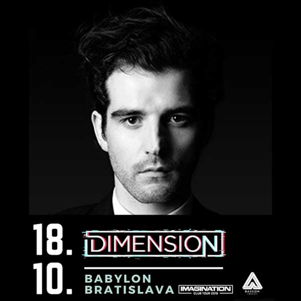 Bassizm w./ DIMENSION (UK)
