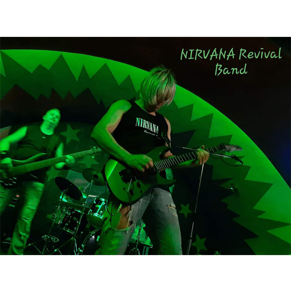Nirvana Revival Band