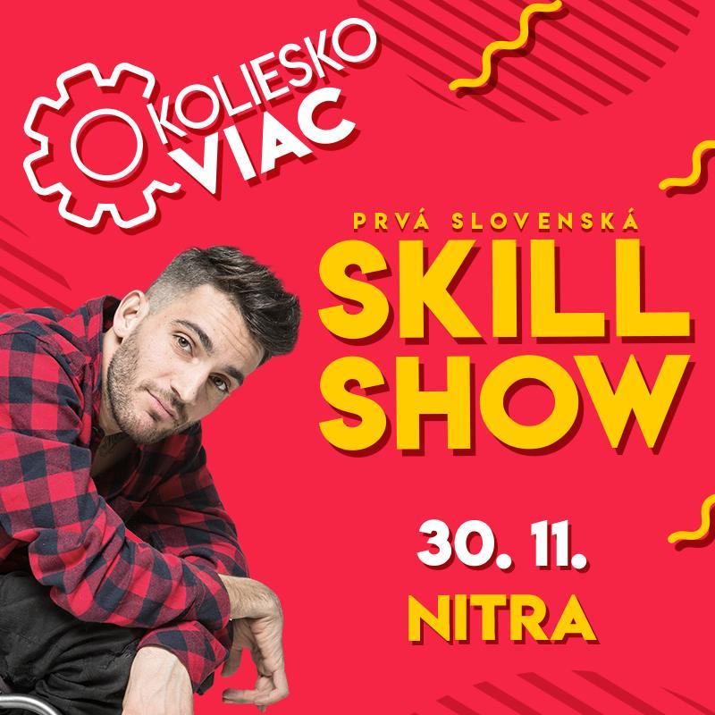 O koliesko viac - Nitra