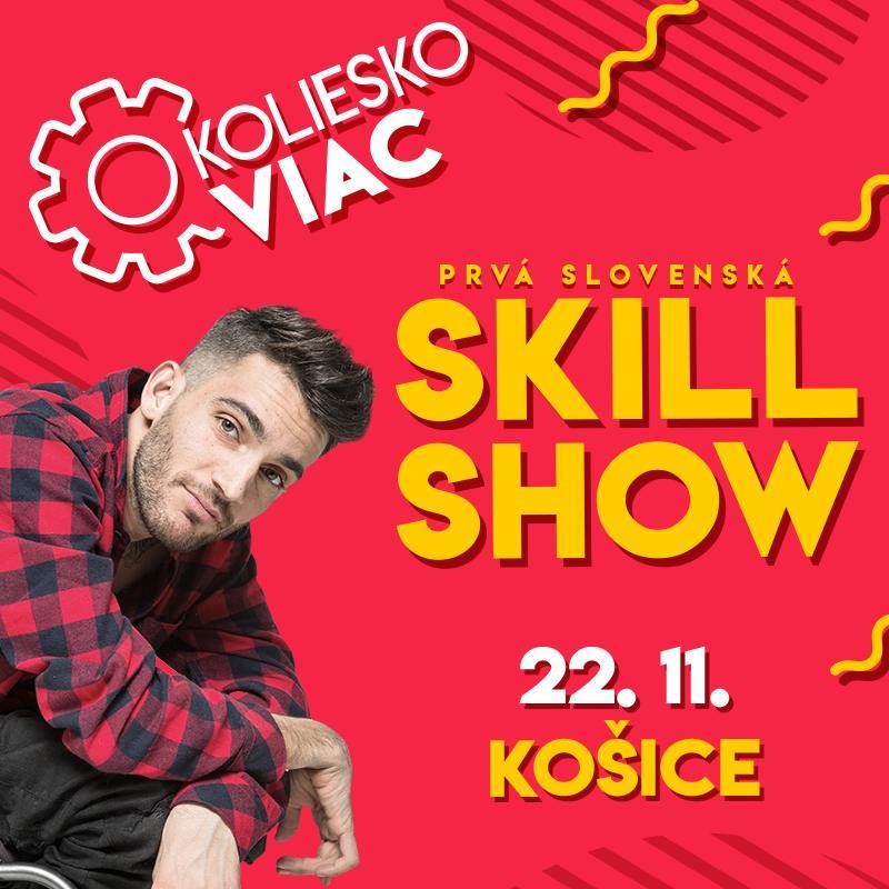 O koliesko viac - Košice