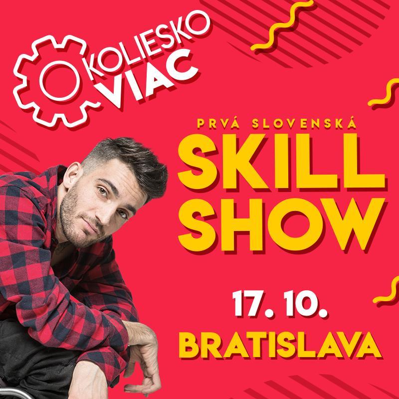O koliesko viac - Bratislava
