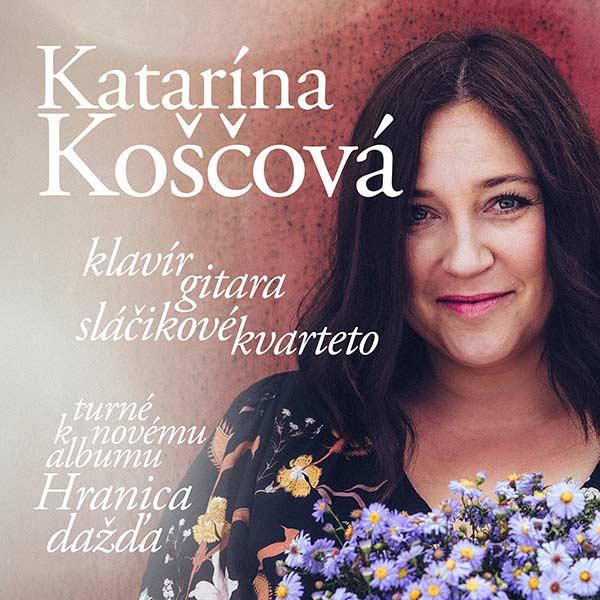 Katarína Koščová – Hranica dažďa