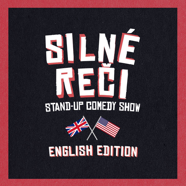 SILNÉ REČI ENGLISH EDITION