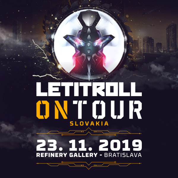 LET IT ROLL On Tour Slovakia 2019