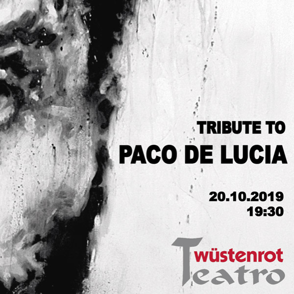 TRIBUTE TO PACO DE LUCIA