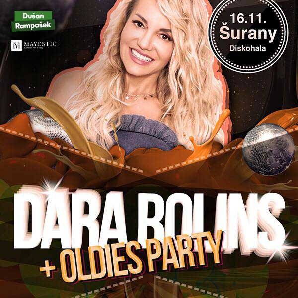 Dara Rolins + oldies party
