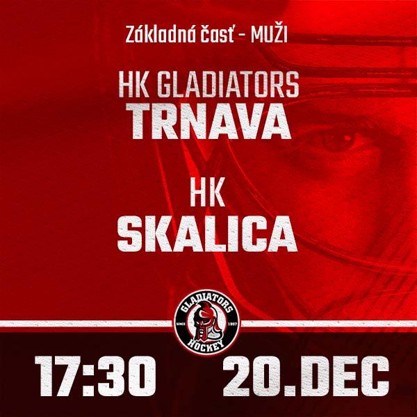 HK GLADIATORS Trnava - HK Skalica (1.HL)
