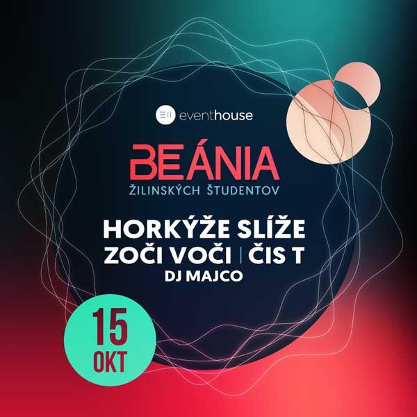 Beánia Žilinských Študentov 2019