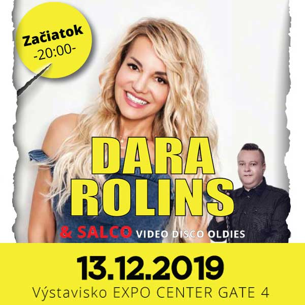 DARA ROLINS / SALCO / VIDEO DISCO OLDIES /