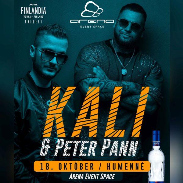 KALI & Peter Pann – DOVI DOPO Show