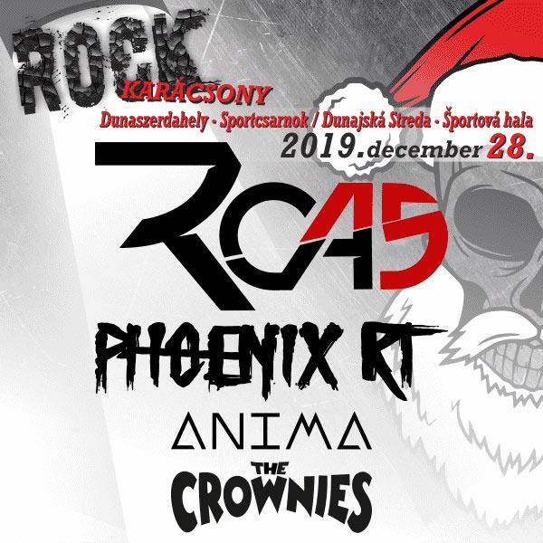 ROCKKARÁCSONY / Rockové Vianoce