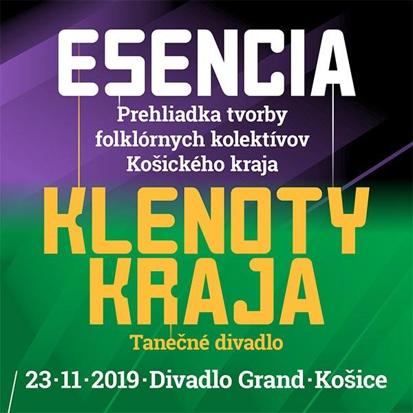 ESENCIA – Antológia folklóru Košického kraja