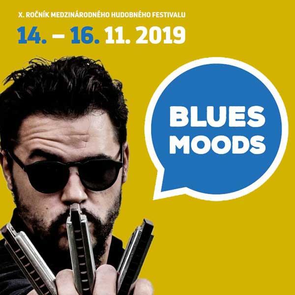 Trnavský hudobný festival - BLUES MOODS 2019