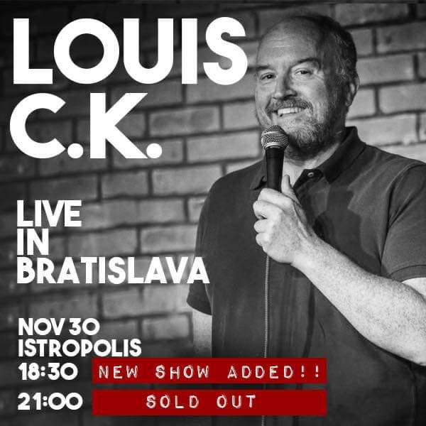 Louis C.K.: Live in Bratislava