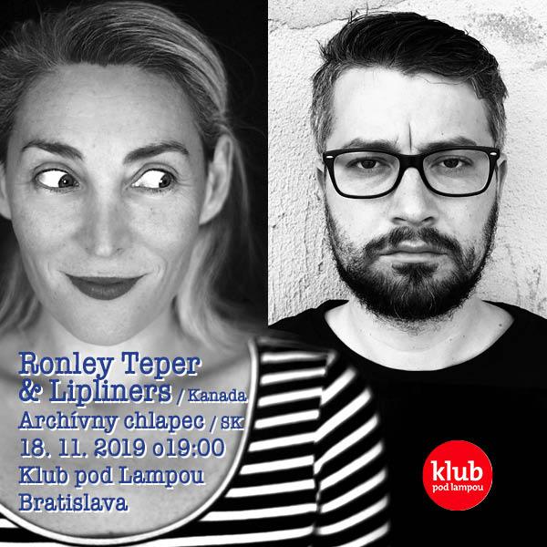 Ronley Teper & The Lipliners