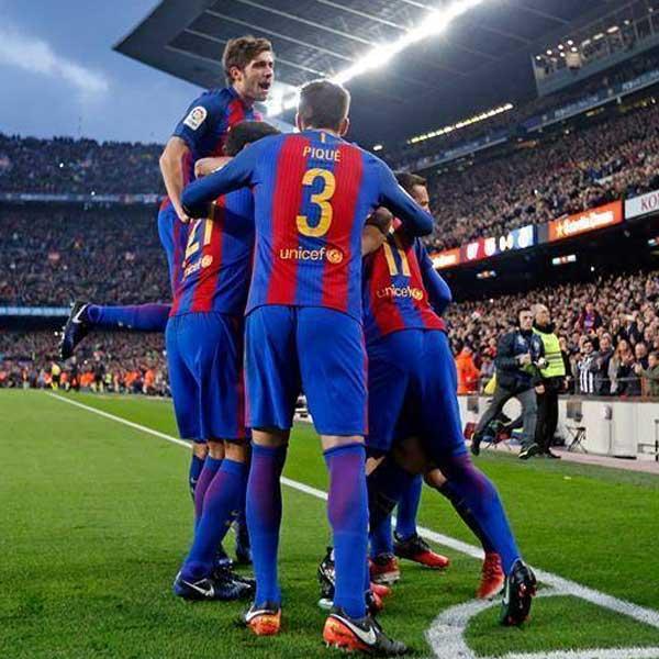 FC Barcelona – Granada