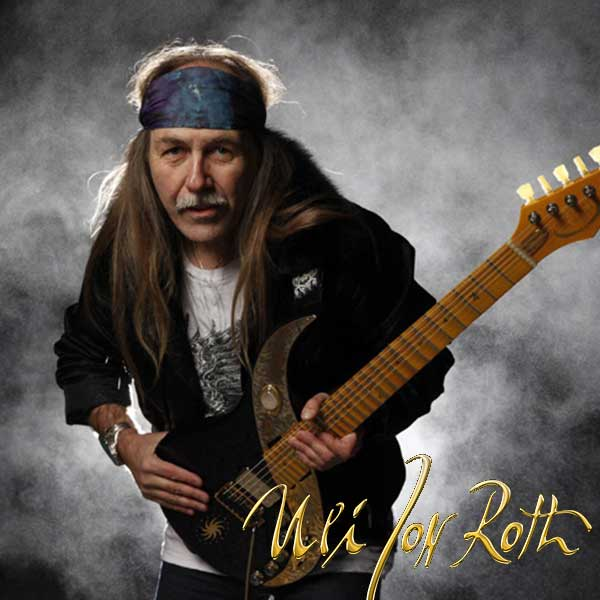 ULI JON ROTH (ex-SCORPIONS) WINTER TOUR 2019