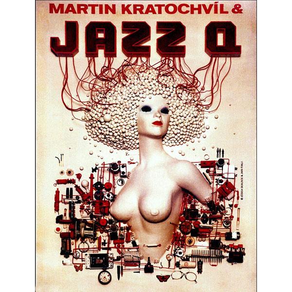 Jazz Q Martina Kratochvíľa
