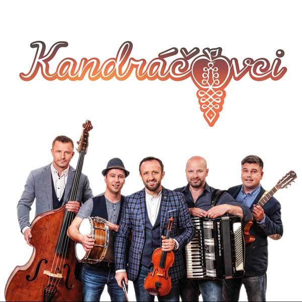 Koncert Kandráčovci