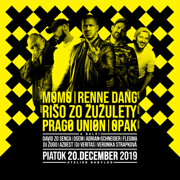 Rišo Žužuleta - live band/Prago Union/Opak/Momo