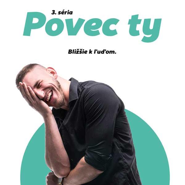 POVEC TY 14 - zábavno-inšpiratívna talkshow