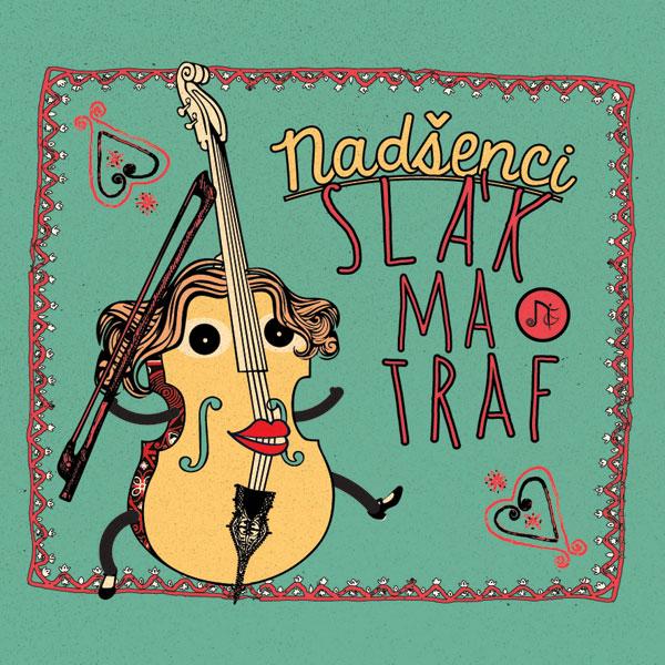 SLÁK MA TRAF: Krst CD - FS Nadšenci