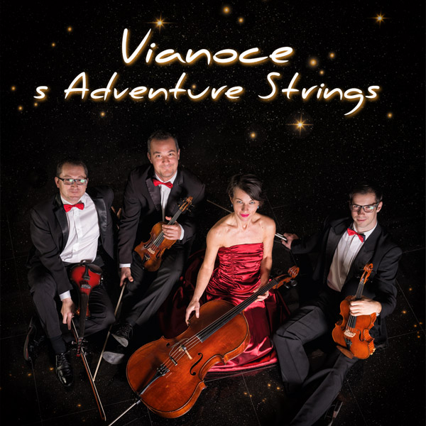 Vianoce s Adventure Strings