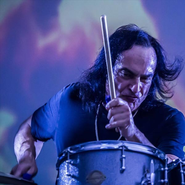 Vinny Appice band / Holy Diver tour