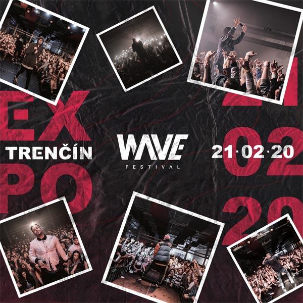 WAVE Festival - EXPO Center Trenčín