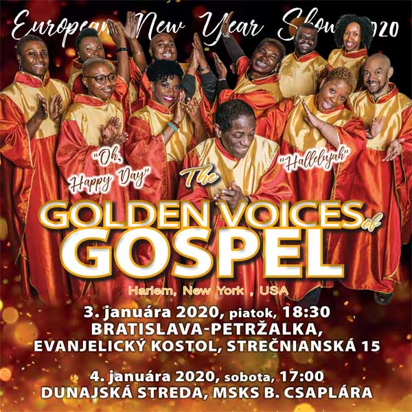 The Golden Voices of Gospel / Harlem, NY, USA/