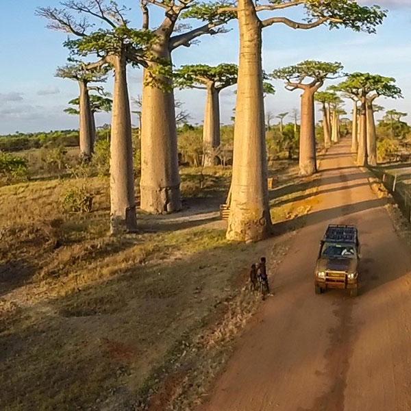 Madagaskar trochu inak – cestov.prednáška