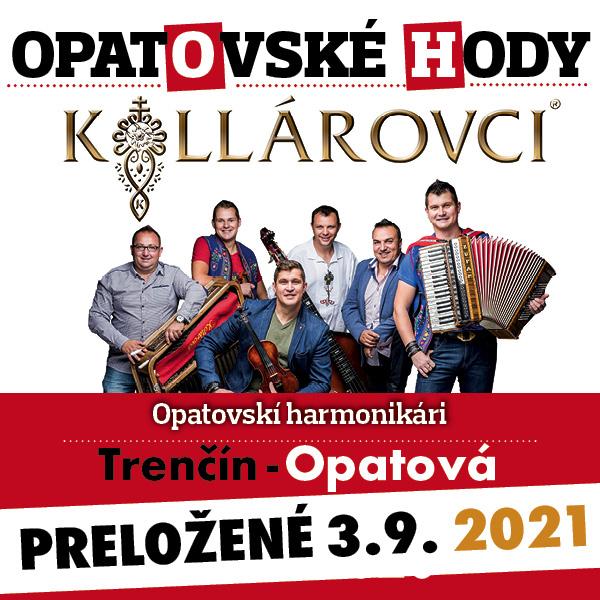 Opatovské hody - Kollárovci