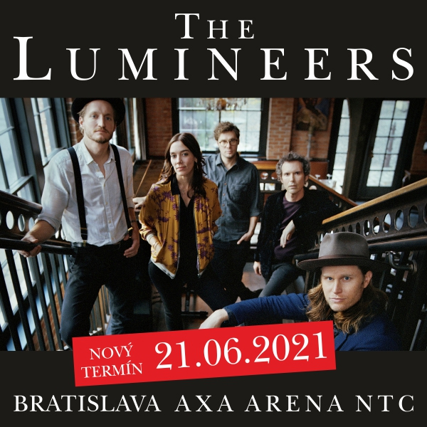 THE LUMINEERS - III. THE WORLD TOUR
