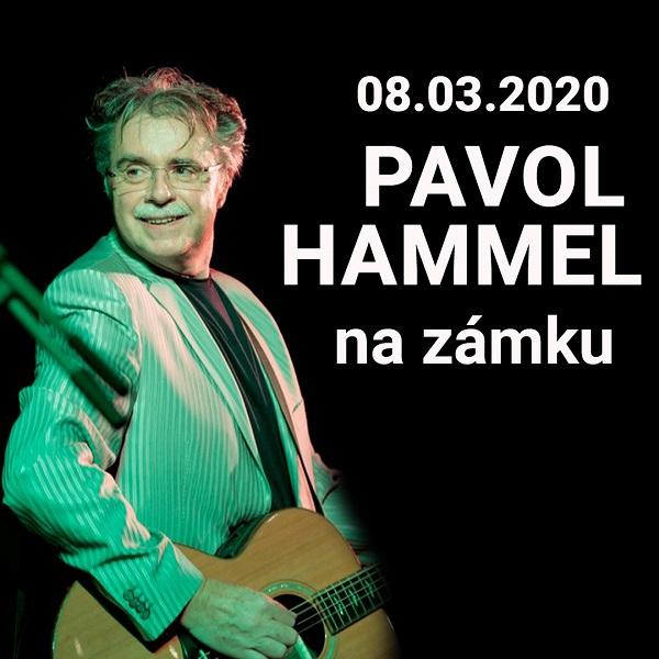 PAVOL HAMMEL na zámku