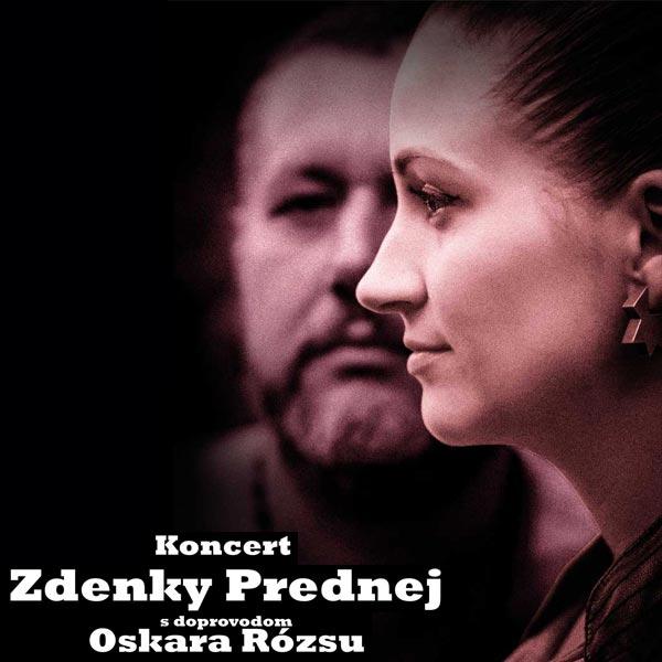 Zdenka Predná a Oskar Rozsa