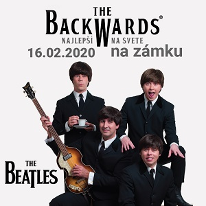 BEATLES VALENTINE na zámku – THE BACKWARDS