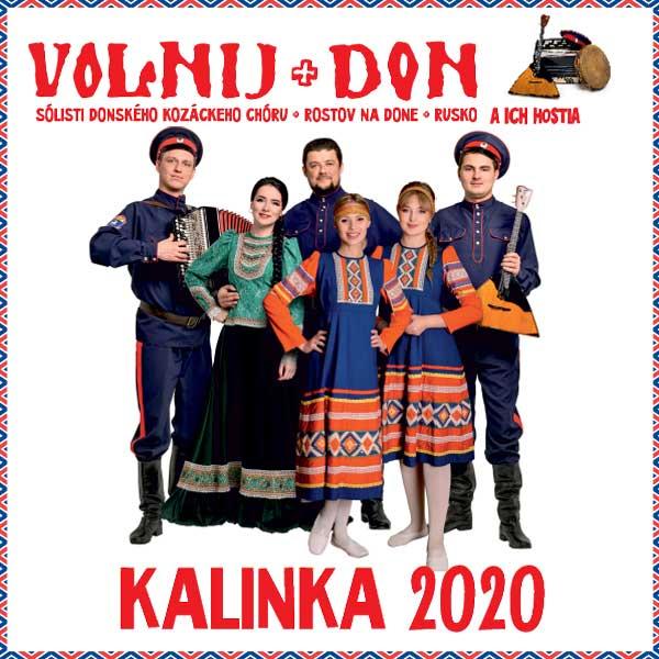 Volnij Don – KALINKA 2020